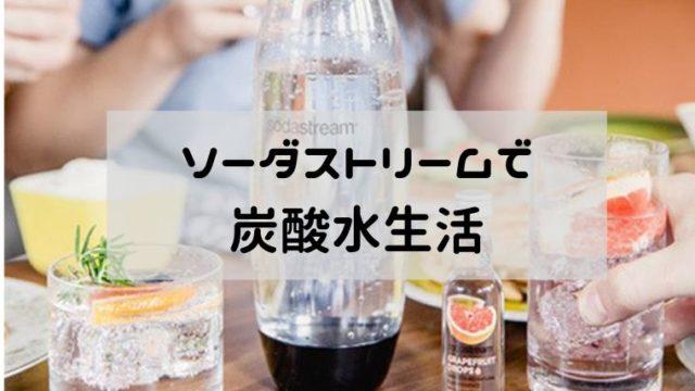 ソーダストリーム評判