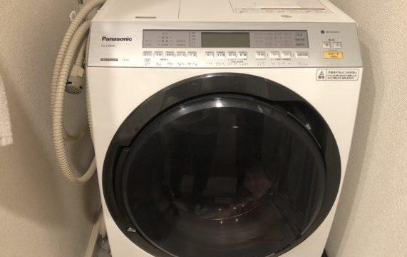 パナソニック洗濯乾燥機
